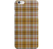 02529 City and County of Denver, Colorado E-fficial Fashion Tartan Fabric Print Iphone Case iPhone Case/Skin