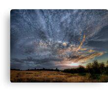 Sunrise Moments Canvas Print