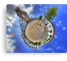 Faro Panorama Planet Canvas Print