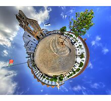 Faro Panorama Planet Photographic Print