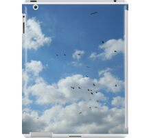 Birds in the Summer Sky iPad Case/Skin