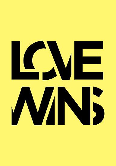 Love Wins by John Ramirez