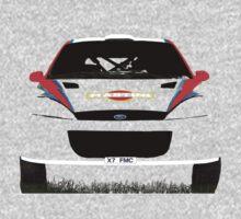 Colin McRae Ford Focus WRC by Lynchie