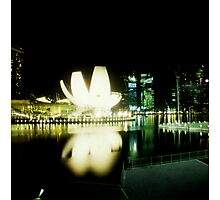 Art Science Museum - Lomo Photographic Print