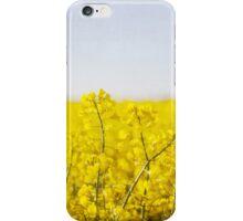 Blue & Yellow iPhone Case/Skin
