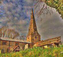 Saint James Church, Normanton on Soar by Jonathan Cox