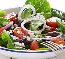 Greek Salad by psctran