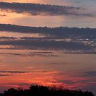 Beautiful Sunset by Susan S. Kline