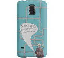 Bertrand Russell (BertrARTnd BRussell) Samsung Galaxy Case/Skin