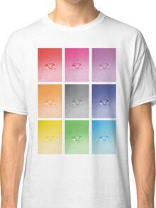 Wet heart - rainbow dash Classic T-Shirt