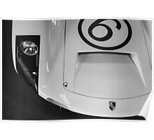 Porsche Classicness Poster