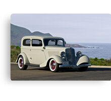 1933 Ford Tudor Sedan II Canvas Print