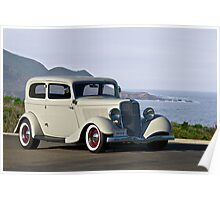 1933 Ford Tudor Sedan II Poster