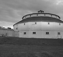 Round Barn Farm by Adam Kuehl
