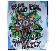 Fear no Evil! Poster