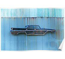 Car Detail Poster
