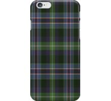 02534 Bucks County, Pennsylvania E-fficial Fashion Tartan Fabric Print Iphone Case iPhone Case/Skin