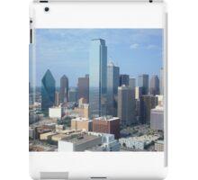 Downtown Dallas 051907 iPad Case/Skin