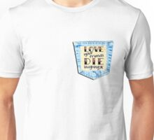 Die Laughing Unisex T-Shirt