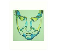 Face Value  Art Print