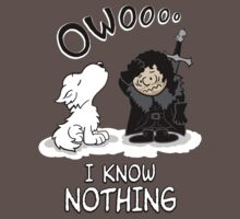 I Know Nothing by shirtypants