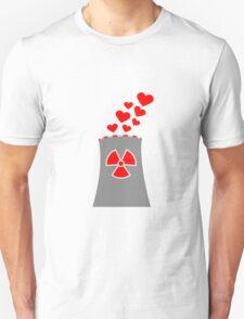 Nuclear Power Love T-Shirt