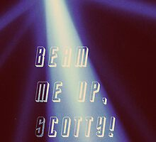 Beam me up! by Kylieratto
