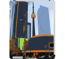 Toronto Skyline iPad Case/Skin