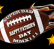 ♥•.¸¸.ஐ FOOTBALL HAPPY FATHER'S DAY (SUPER DAD)♥•.¸¸.ஐ by ✿✿ Bonita ✿✿ ђєℓℓσ