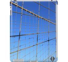 Pan AM #27 - high-wire act iPad Case/Skin