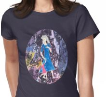 Child of the TARDIS 2-Womens Womens Fitted T-Shirt