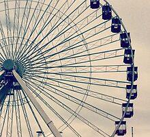 Ferris Wheel by Gabe12345678