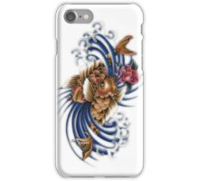 Gemini Koi Fish Art iPhone Case/Skin