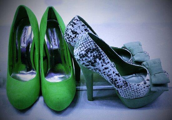 Smart Heels  by Forfarlass