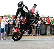 motorcycle stunt 004 by dirk hinz