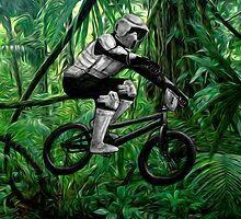 BMX Trooper by dangerpowers123