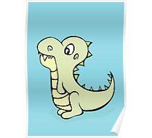 Dinosaur Cutie Poster