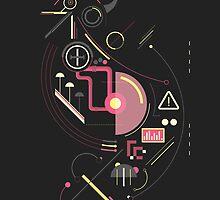 Futuristic Imagination - Bird by UniqSchweick12