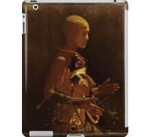 The perfect woman; test subject #4 iPad Case/Skin