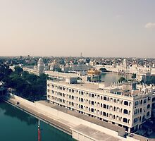 The City of Amritsar by Jamie Mitchell