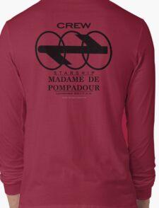 SS Madame De Pompadour - Crew Wear Long Sleeve T-Shirt