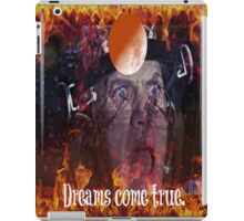 dreams come true iPad Case/Skin