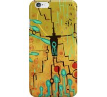 Transition Ring iPhone Case/Skin