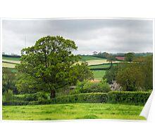 Stockland ~ Devon Poster