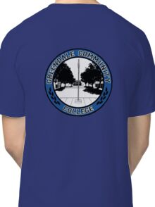 Greendale Community College Logo Classic T-Shirt