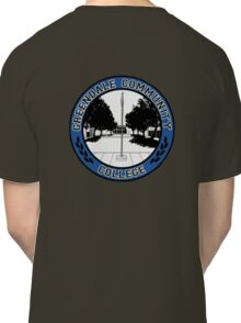 Greendale Community College Logo Classic T-Shirt
