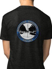 Greendale Community College Logo Tri-blend T-Shirt