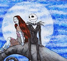 Nightmare Before Christmas by Kimberly Castello