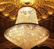 A Sikh Chandelier  by Jamie Mitchell