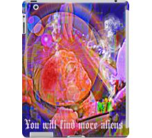 you will find more aliens iPad Case/Skin